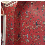 Our Work - American wallpaper - Chinaman on a swing